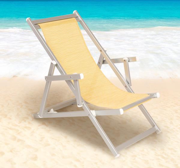 Sdraio Per La Spiaggia.Nuovo Ombrellificio Romano S R L
